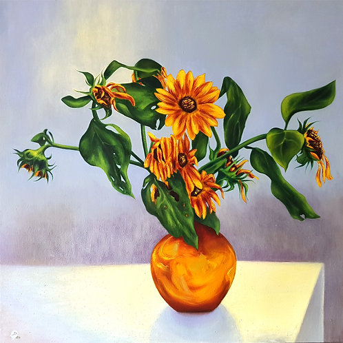 September Sunflowers