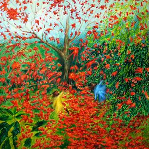 Diana Krilova, Red Wind