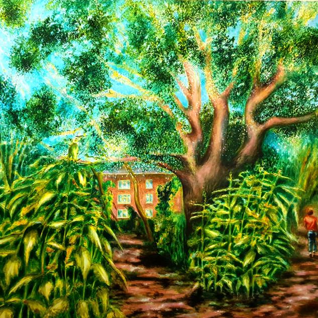 Diana Krilova, Secret Garden