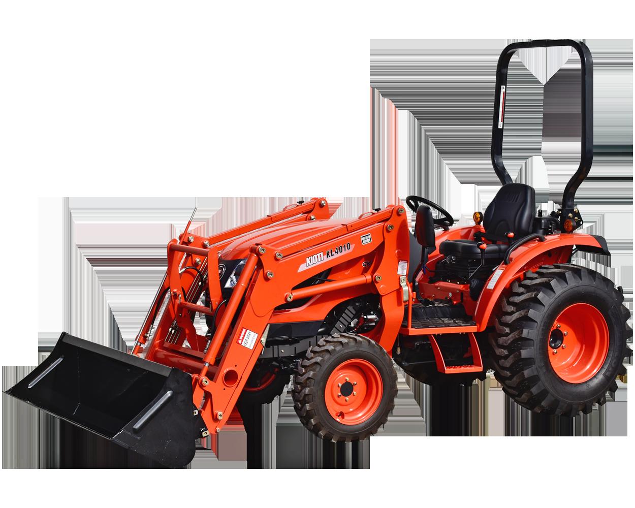 Tractor compacto KIOTI CK4220