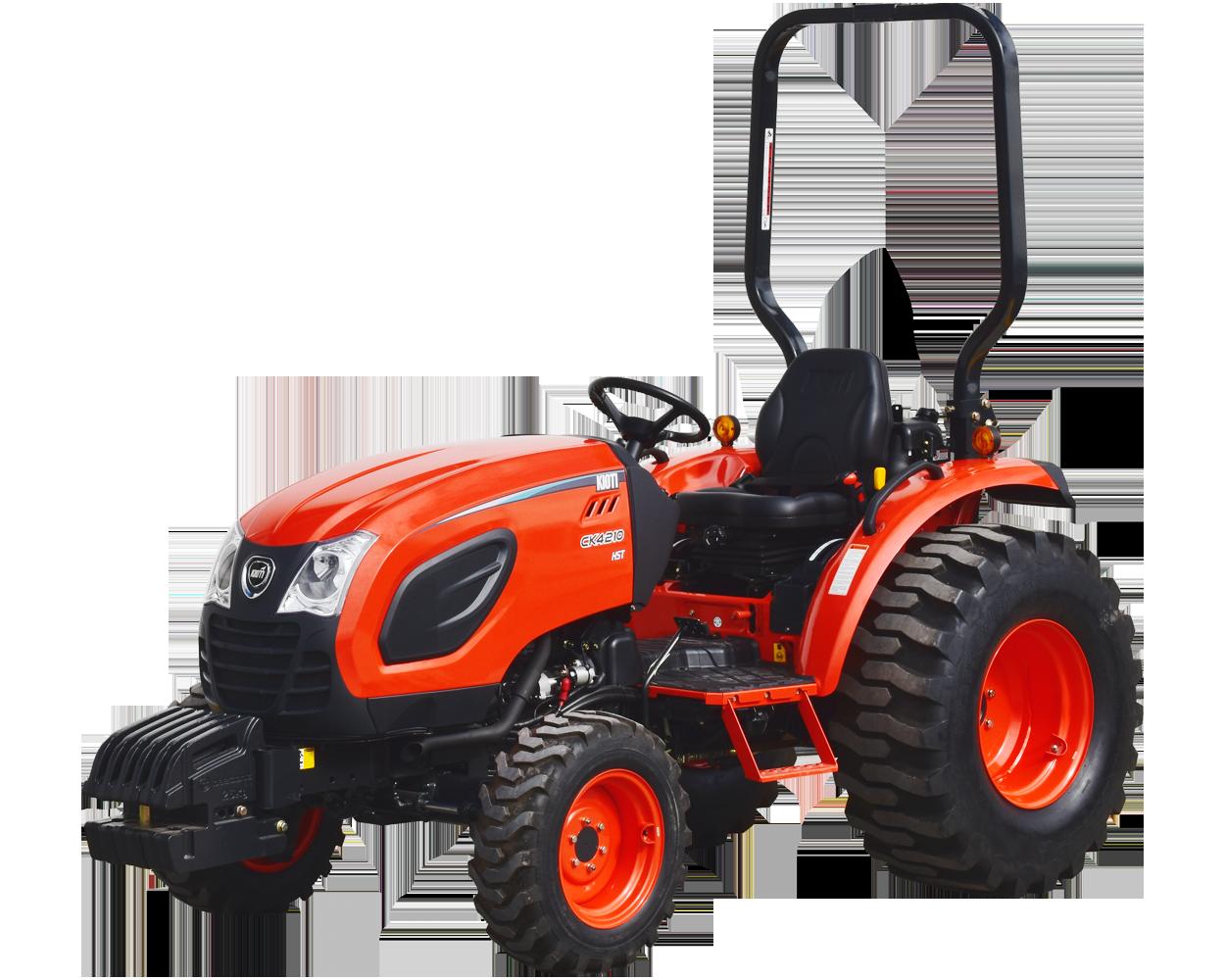 Tractor compacto KIOTI CK4210H