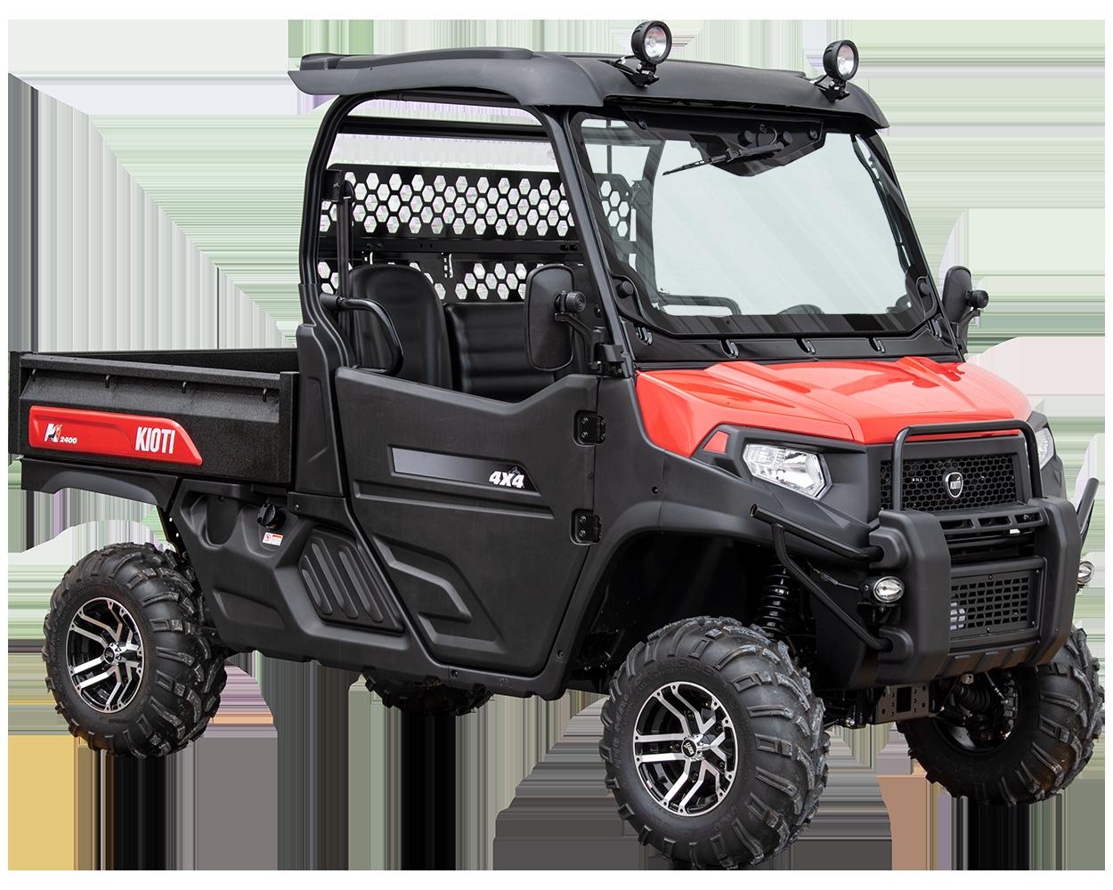 Vehiculo utilitario K9 2400