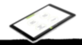 Vier Ebenen frei konfigurierbar in der Immobilien-Marketing App für iOS und Android App - aPPosee