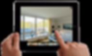 360° VR in der Immobilien-Marketing App für iOS und Android App - aPPosee