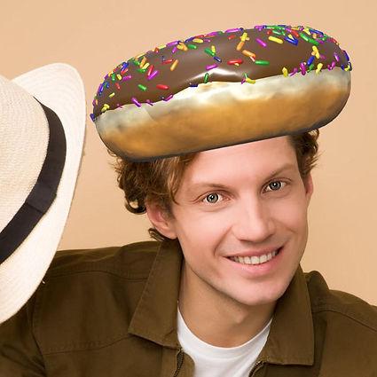 Donut Head