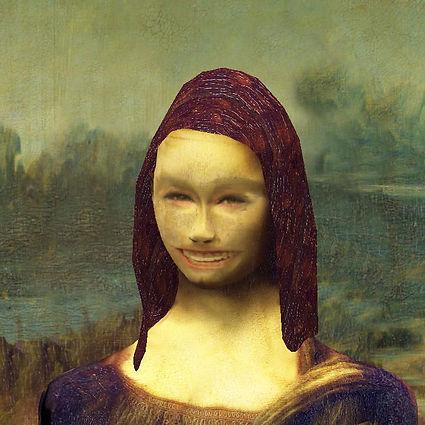 Mona Lisa Yourself