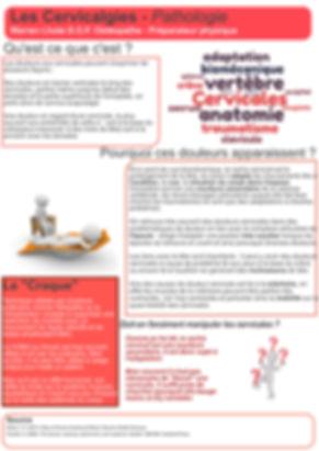 Les Cervicalgies