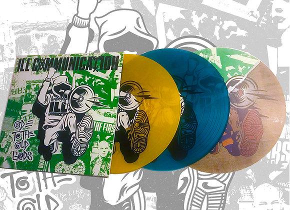 Ill Communication all 3 vinyl versions