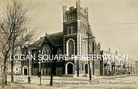 First & Immanuel Norw-Danish ME Church
