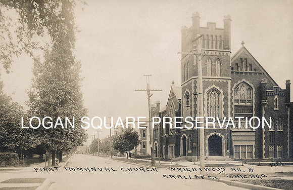 1st Immanual Church (Wrightwood & Smalley)