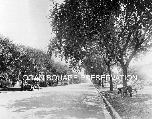 3000 W. Logan - 1915