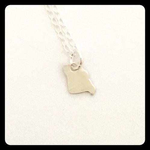 Missouri State Pride Necklace
