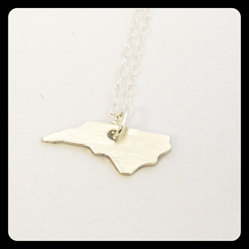 North Carolina State Necklace