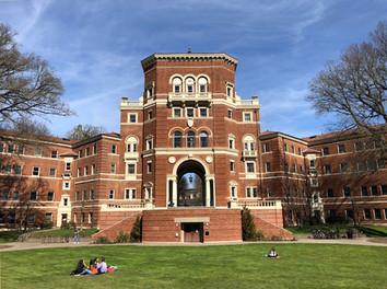 OSU Weatherford Hall