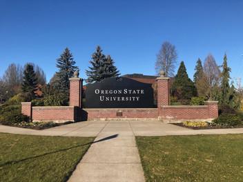 OSU Entry Sign
