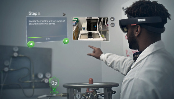 GlobalFoundries uses PTC augmented reality to transform chip manufacturing