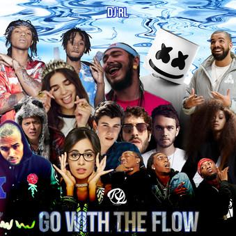 DJ RL Go With The Flow Top40/Rhythmic