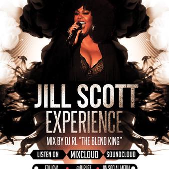 DJ RL The Blend King-The Jill Scott Experience