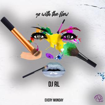 DJ RL-Go With The Flow-Sephora Edition
