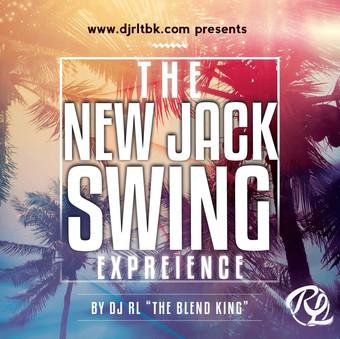 DJ RL New Jack Swing Experience