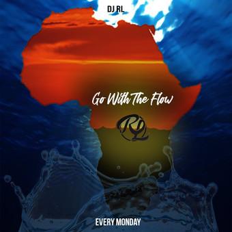 DJ RL-Go With Flow-Afrobeat Edition