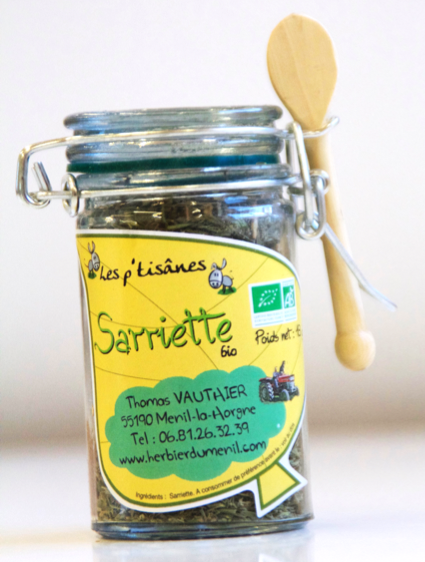 Sarriette (mini bocal de 18 gr.)