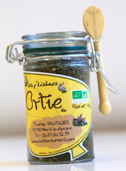 Ortie (mini bocal de 18 gr.)