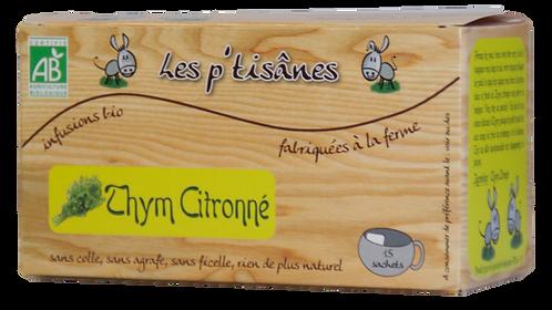 Thym citronné   Poids net: 12g