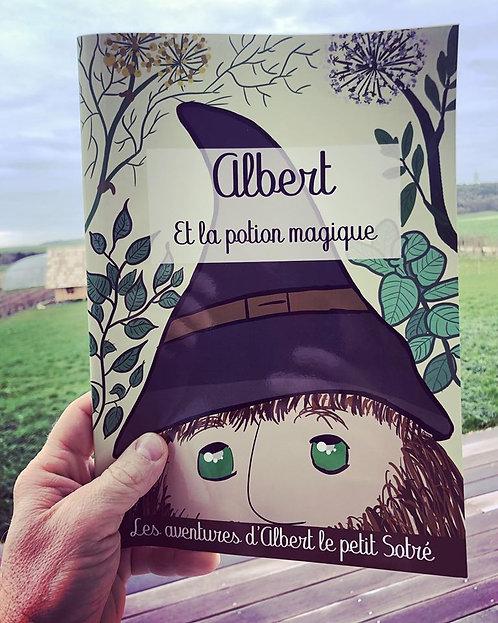 ALBERT ET LA POTION MAGIQUE