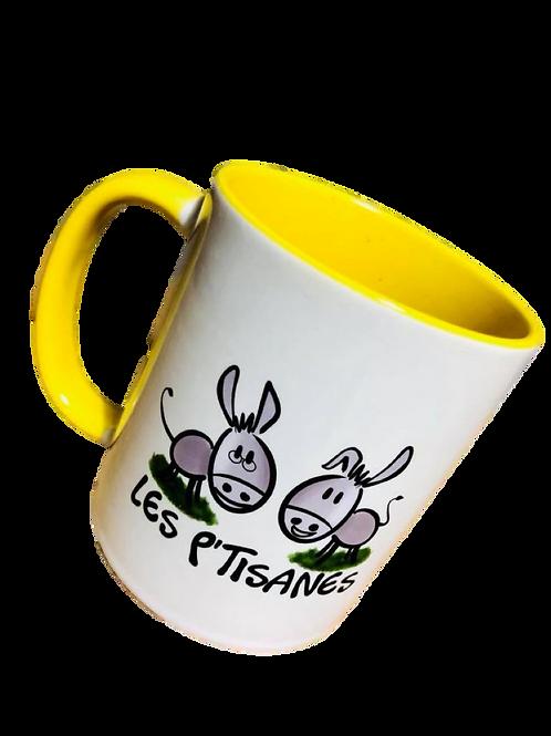 MUG Les p'tisanes