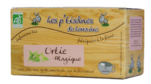 Ortie Magique   Poids net: 12g