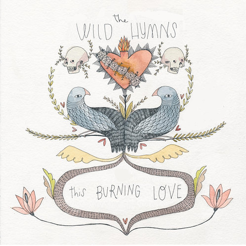 This Burning Love CD