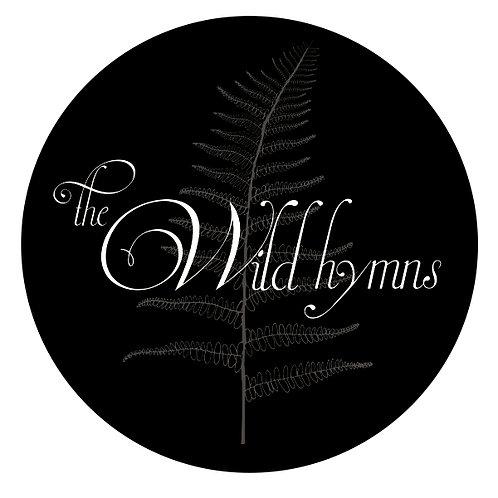The Wild Hymns Fern Sticker