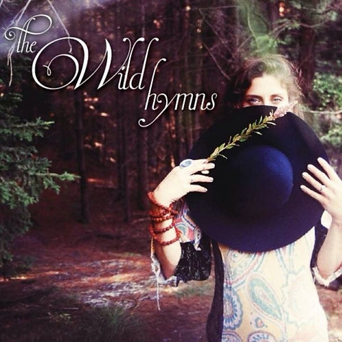 The Wild Hymns debut, self-titled album on CD