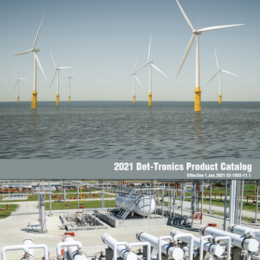Det-Tronics 2021 Catalogue- Please click below image to open