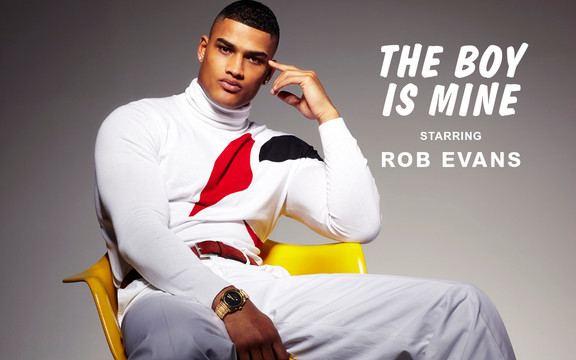 Cats Brothers Gets up Close with Rob Evans for Tank Magazine