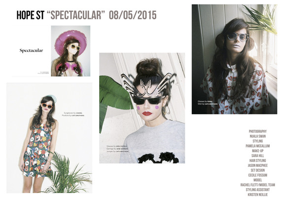 "Hope St Magazine ""Spectacular"""