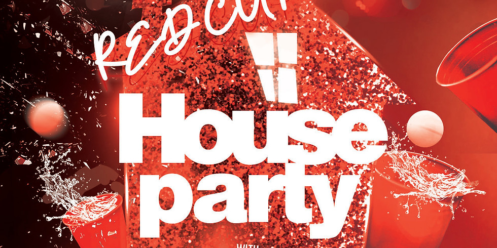 College Night Red Solo Cup House Party with Cuttystyles