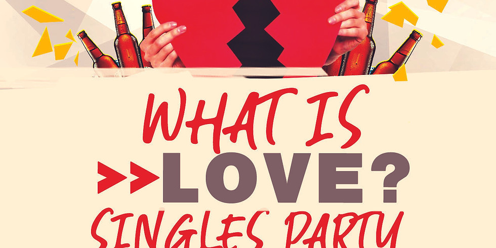 College Night WTF Love Single's Party with Cuttystyles