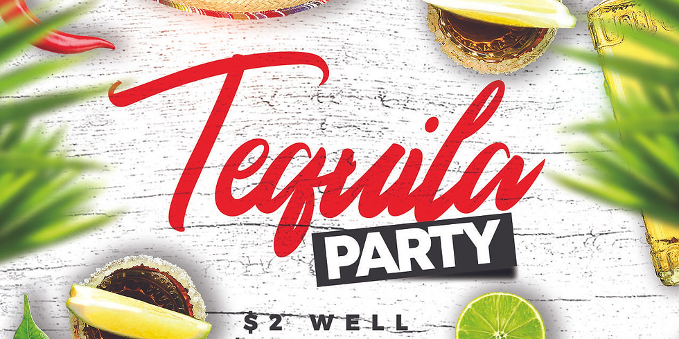 College Night Tequila Party with Tre Burnett