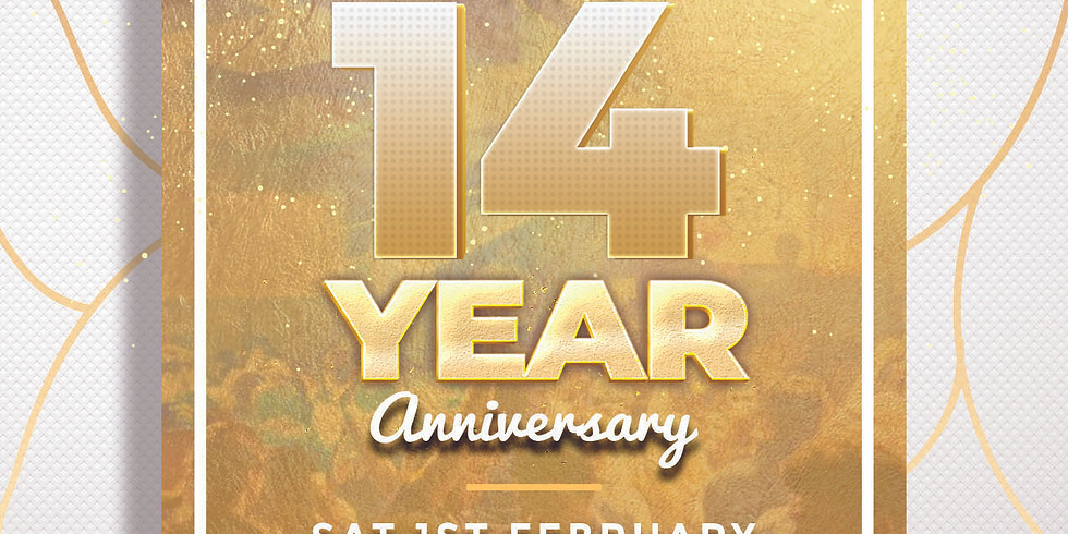 SLG 14 Year Anniversary Party