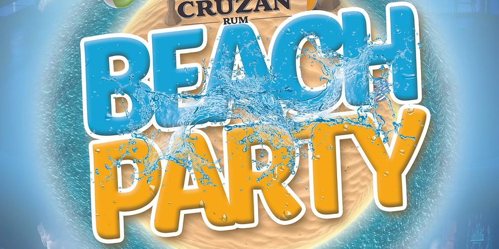 College Night Beach Party