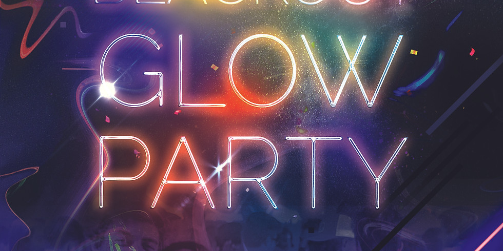 College Night BLACKOUT Glow Party