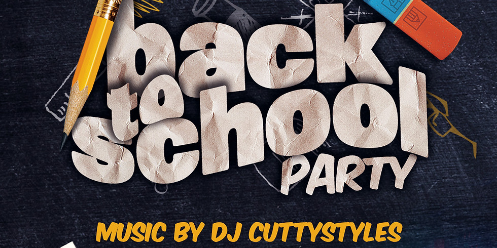College Night Back to School Party