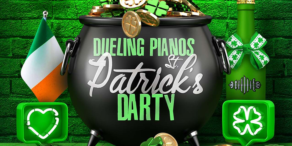 St. Pattys Dueling Piano's Darty
