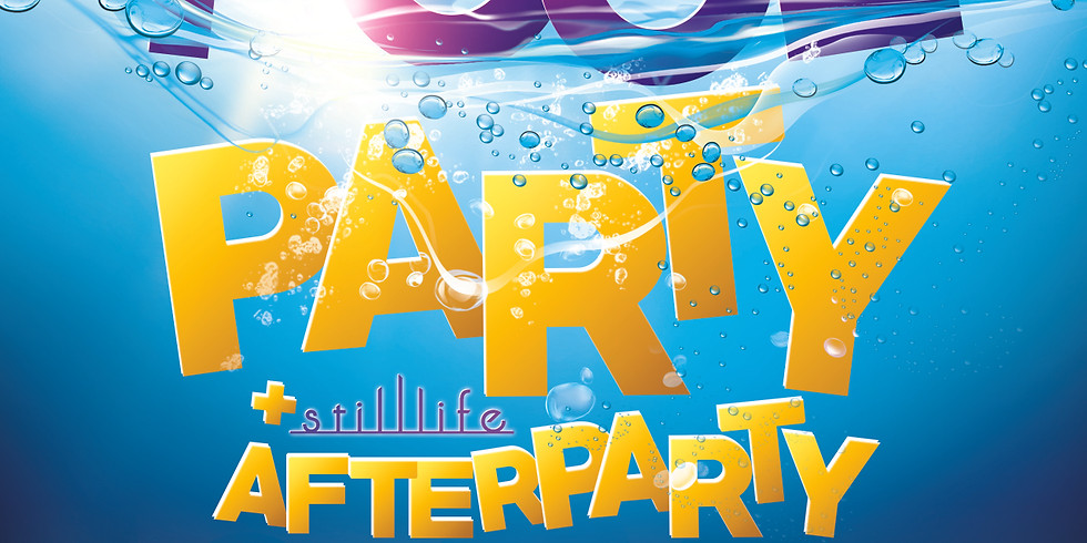 College Night Pool Party After Party