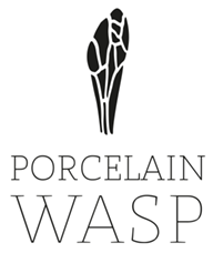 PORCELAIN WASP