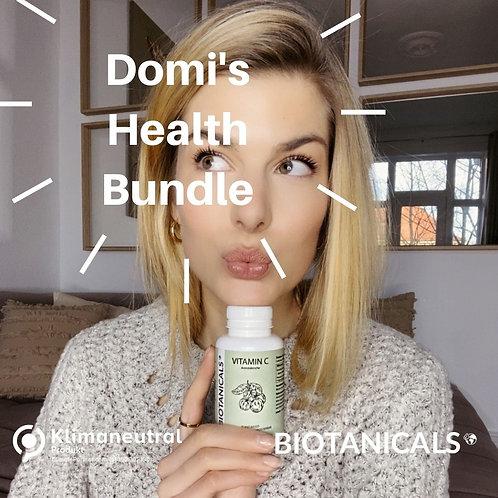 DOMI'S HEALTH BUNDLE