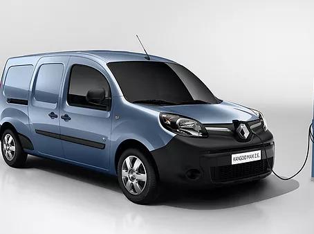 CTT: Renault Kangoo ZE33 entregam cápsulas Nespresso