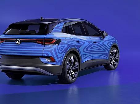 Volkswagen ID.4: arranque da produção